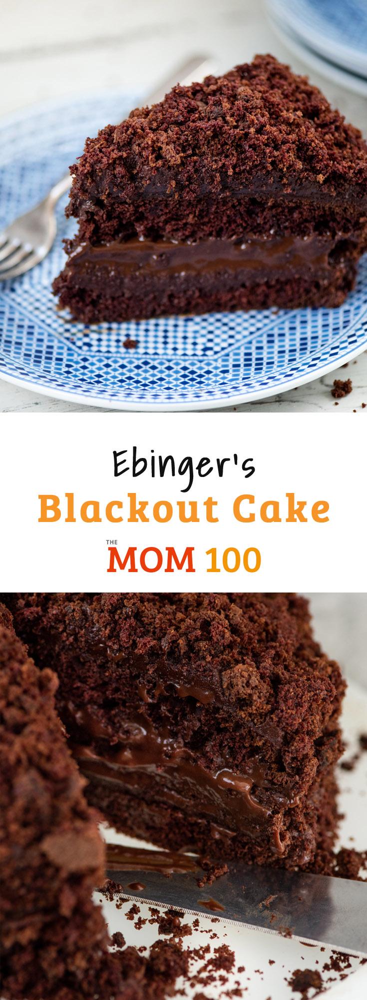 Ebinger's Blackout Cake
