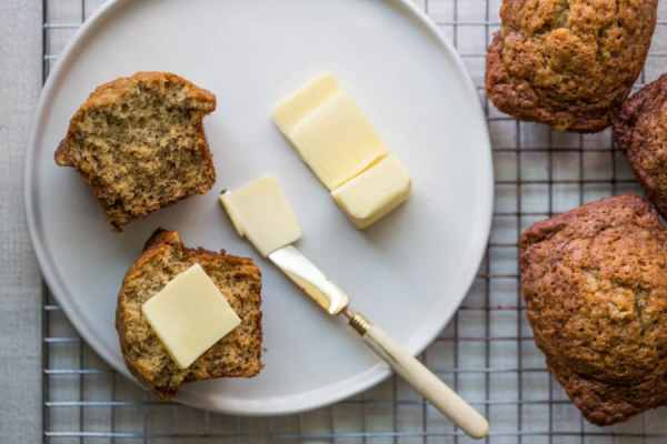 how do I make mini banana bread loaves / Sarah Crowder / Katie Workman / themom100.com