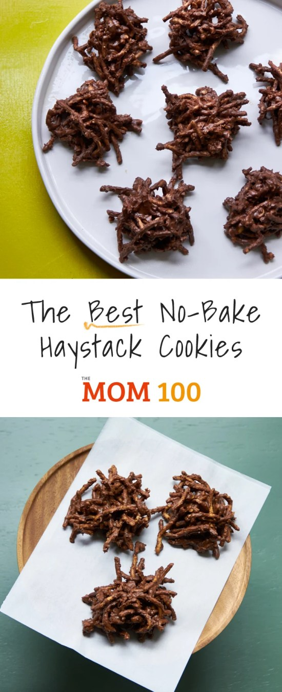 The Best No-Bake Haystack Cookies