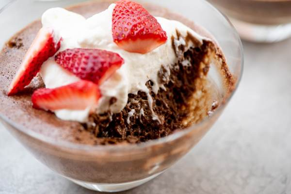 Easy Chocolate Mousse / Photo by Cheyenne Cohen / Katie Workman / themom100.com