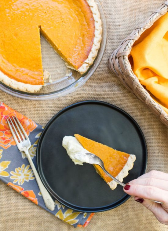 easiest sweet potato pie