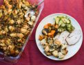 Bread Stuffing with Turkey Sausage / Sarah Crowder / Katie Workman / themom100.com