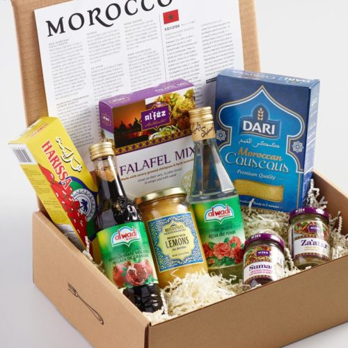 World Tastes Italy Gift Box