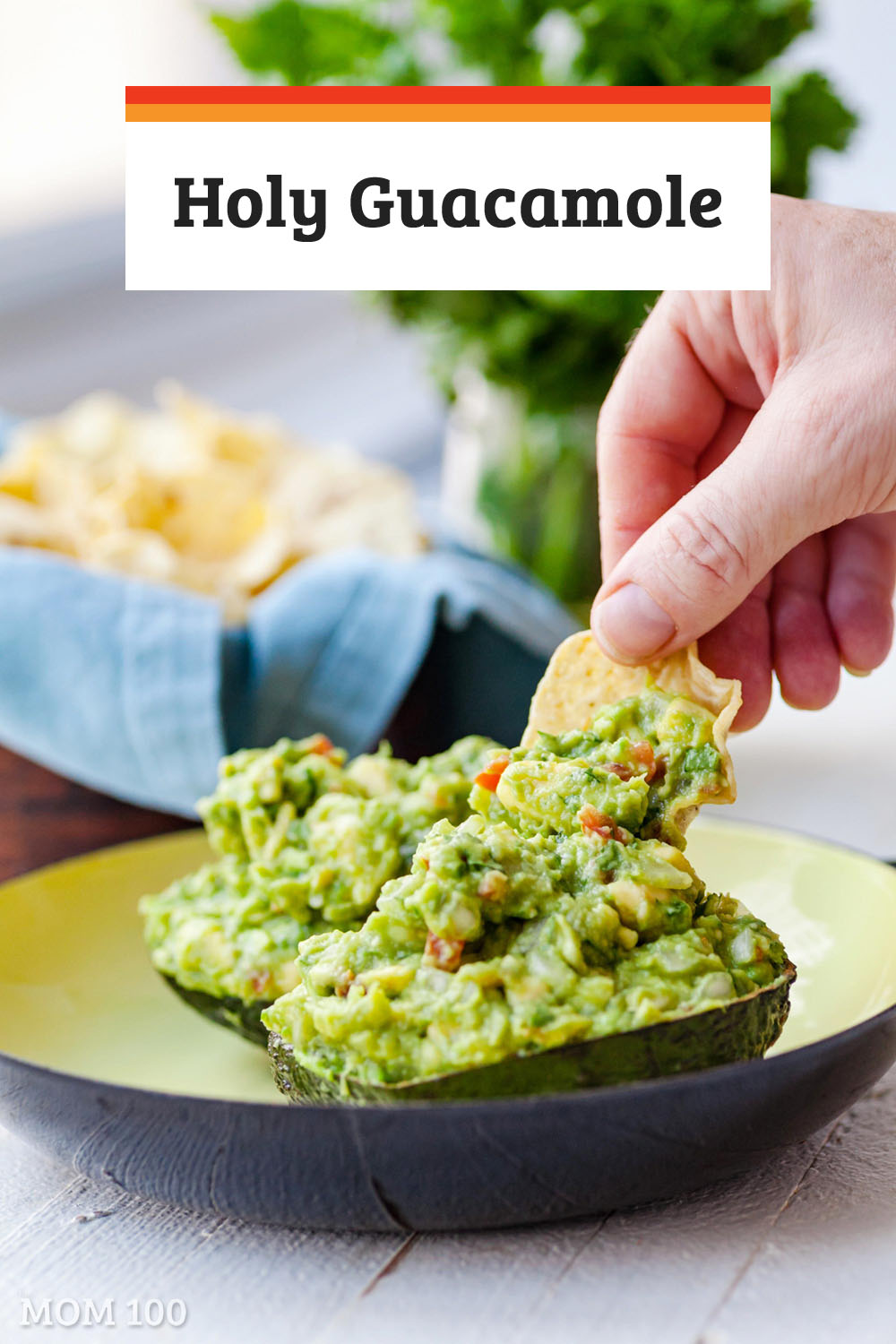 This quick and easy guacamole recipe is of the most-requested appetizers for my kids (and a must on game day).