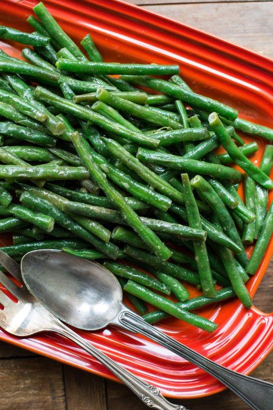Honey Creole Green Beans / Sarah Crowder / Katie Workman / themom100.com