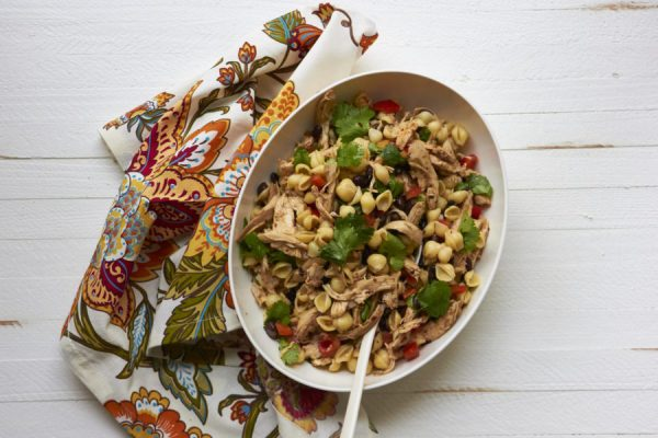 Chipotle Chicken Salad / Carrie Crow / Katie Workman / themom100.com