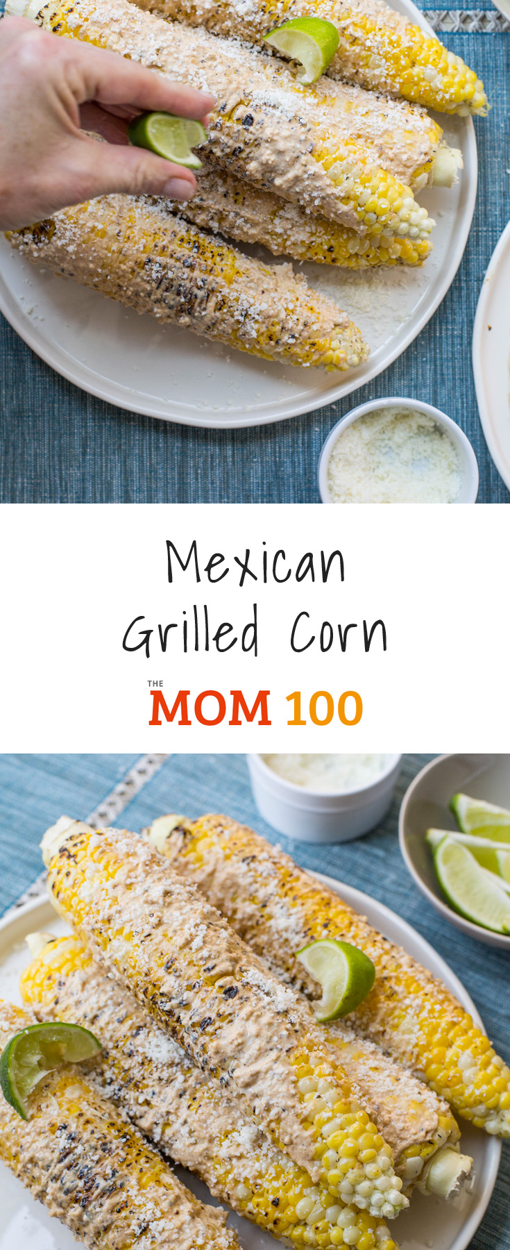 The Best Mexican Grilled Corn (Elotes).  There is nothing better than an ear of simply steamed or grilled fresh corn in the late summer. Except for this.  A controversial statement but, I\'m sticking by it.