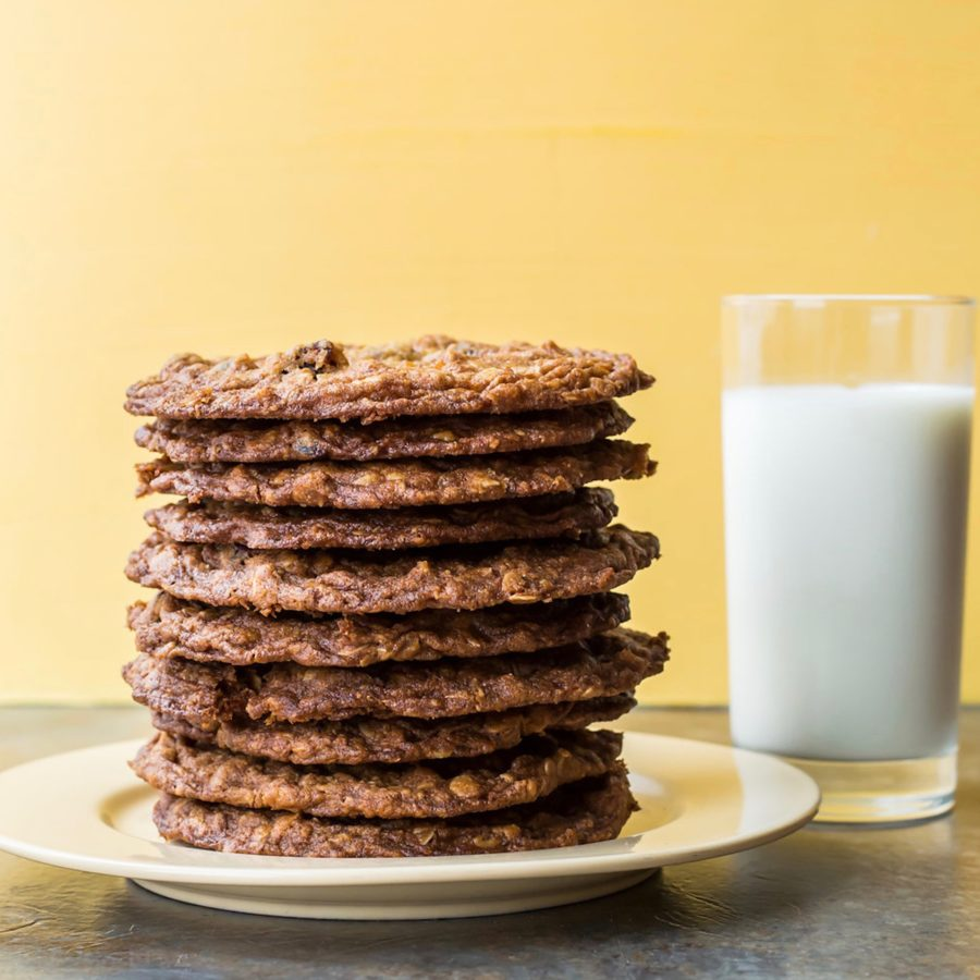 My New Favorite Oatmeal Cookies - Katie Workman - The Mom 100