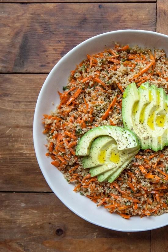 quinoa recipes / Carrie Crow / Katie Workman / themom100.com