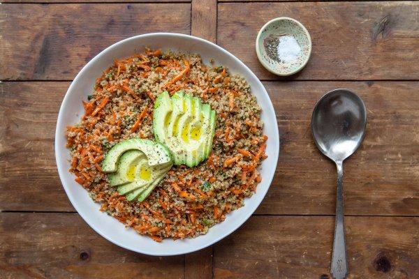 best quinoa salad recipes / Carrie Crow / Katie Workman / themom100.com