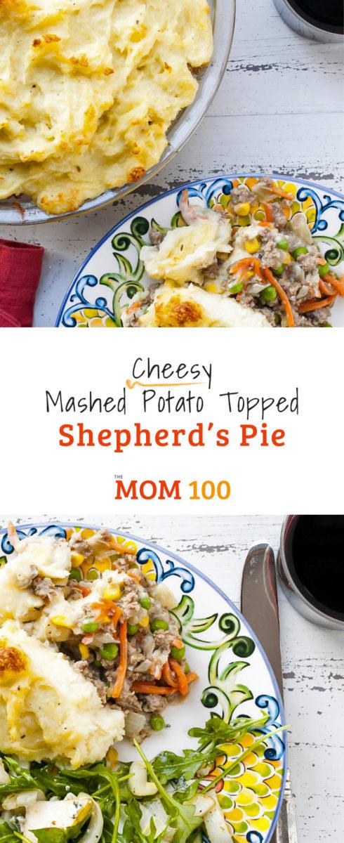 how do you make shepherd's pie with corn?