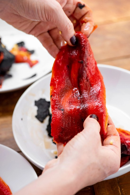 How to Make Perfect Roasted Peppers