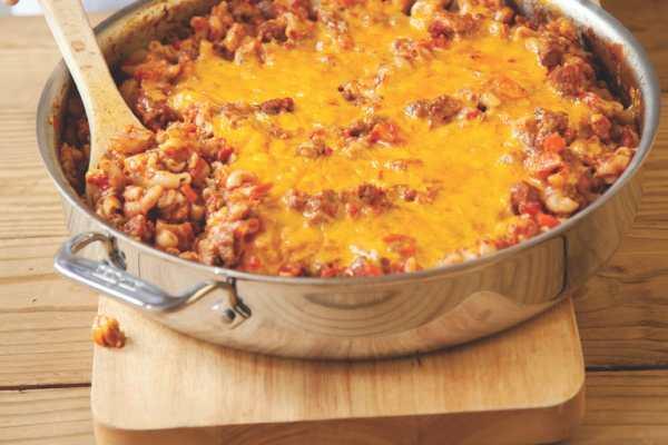 Beefy Mac Recipe