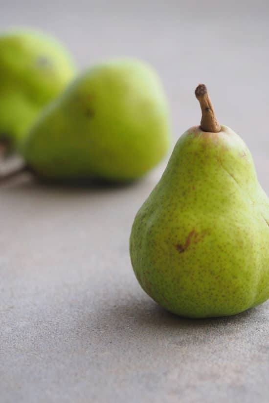 Are Pears Nutritious? / Photo by Jess Watters / Unsplash.com