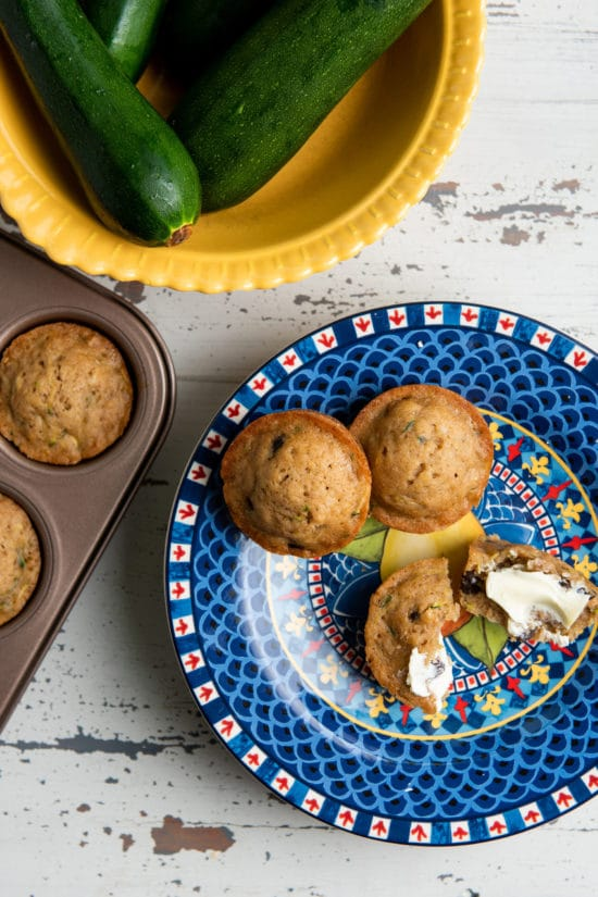 The Best Classic Zucchini Bread or Muffins