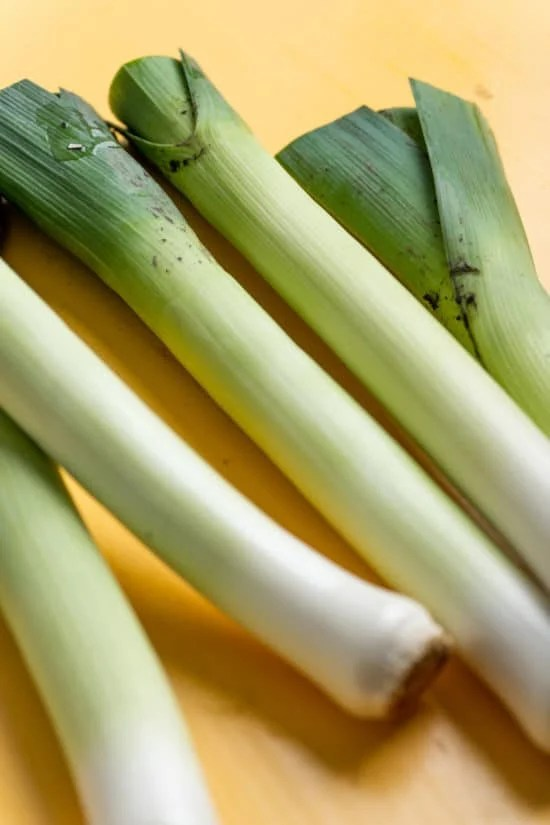 What Do Leeks Look Like?