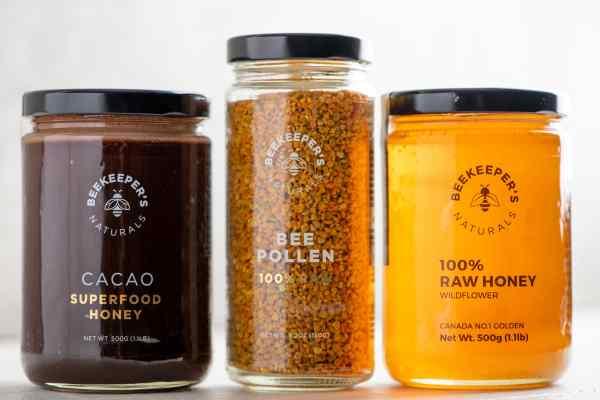 Beekeeper's Naturals Honey Products