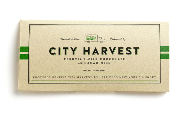 City Harvest Chocolate Bar