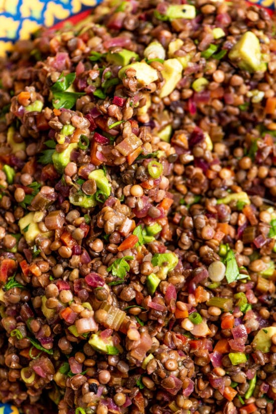 What Are French Lentils?
