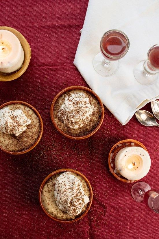 Simple Butterscotch Pudding