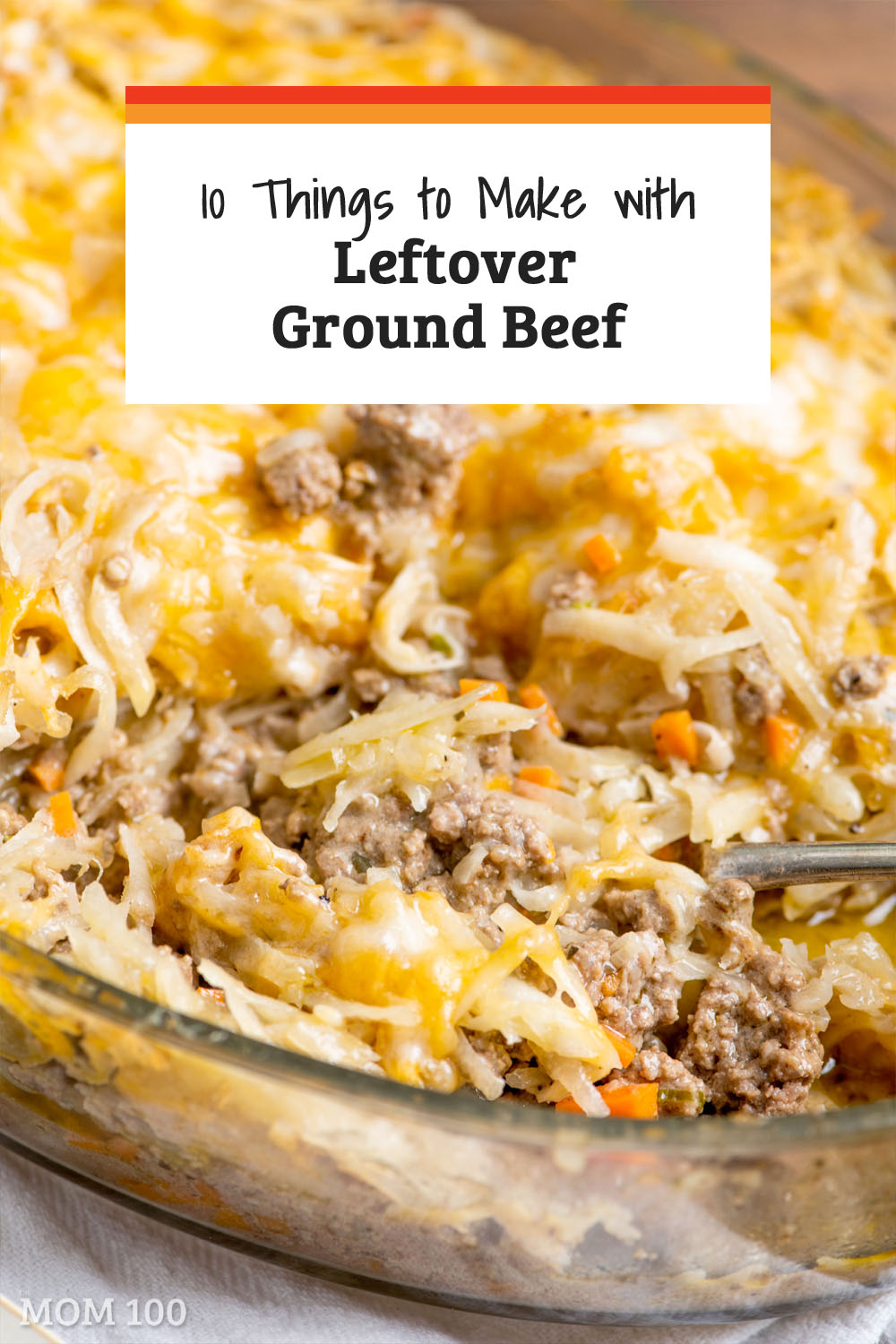 10 ways for putting ever-popular ground beef to work in delicious ways. Dinner ideas for days.