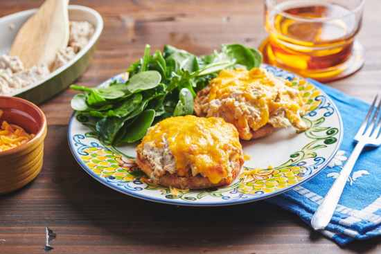 The World's Best Tuna Melt