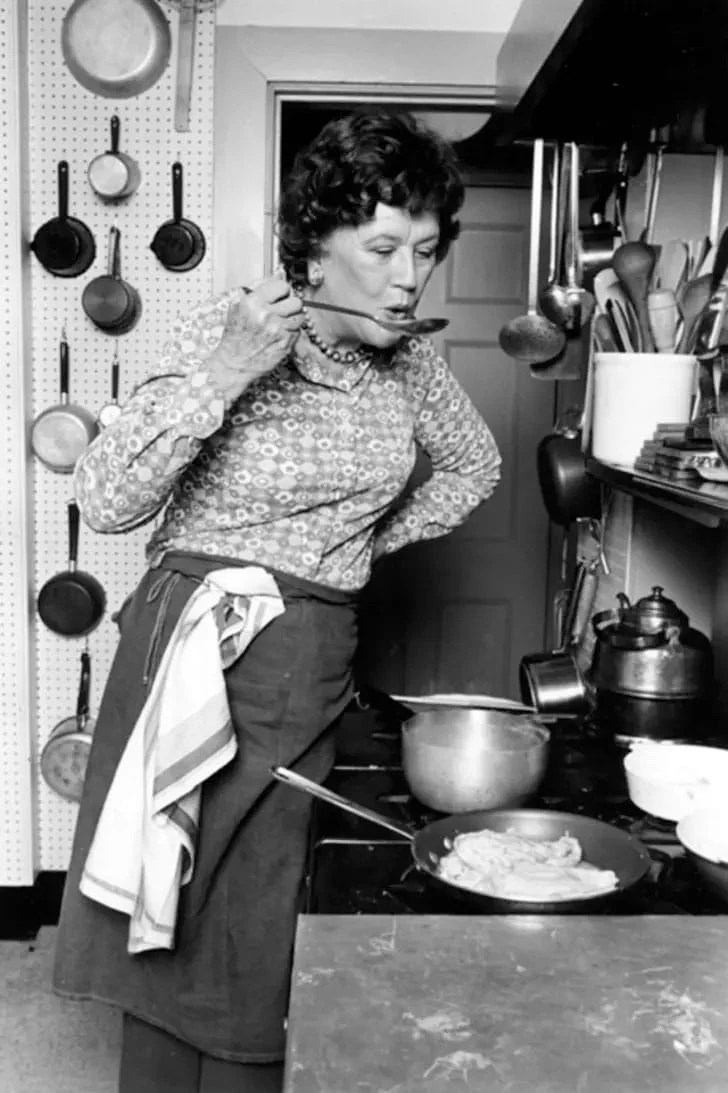 The One, the Only, Julia Child (and 11 Great Julia Quotes):  The woman was a genius, that for certain.   Here are 11 of her pithiest sayings.