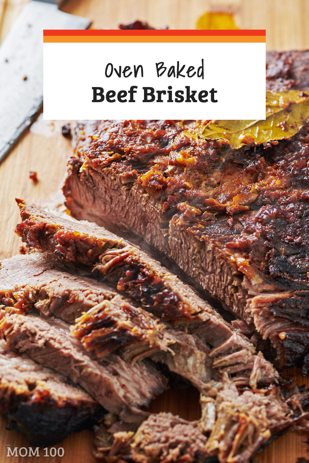 Oven Baked Beef Brisket: Can you make a Texas Style brisket in the oven?   Try this recipe and see for yourself!