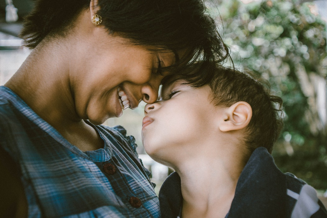 Here's Why You'll Always See 'Mom' In My Bio - The Mom at Law