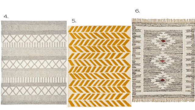 More Neutral Rugs