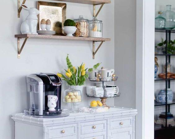 5 At-Home Coffee Bar Ideas