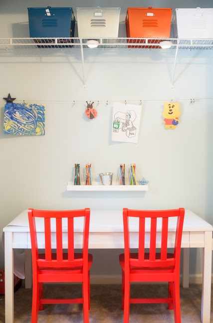 Playroom Styling