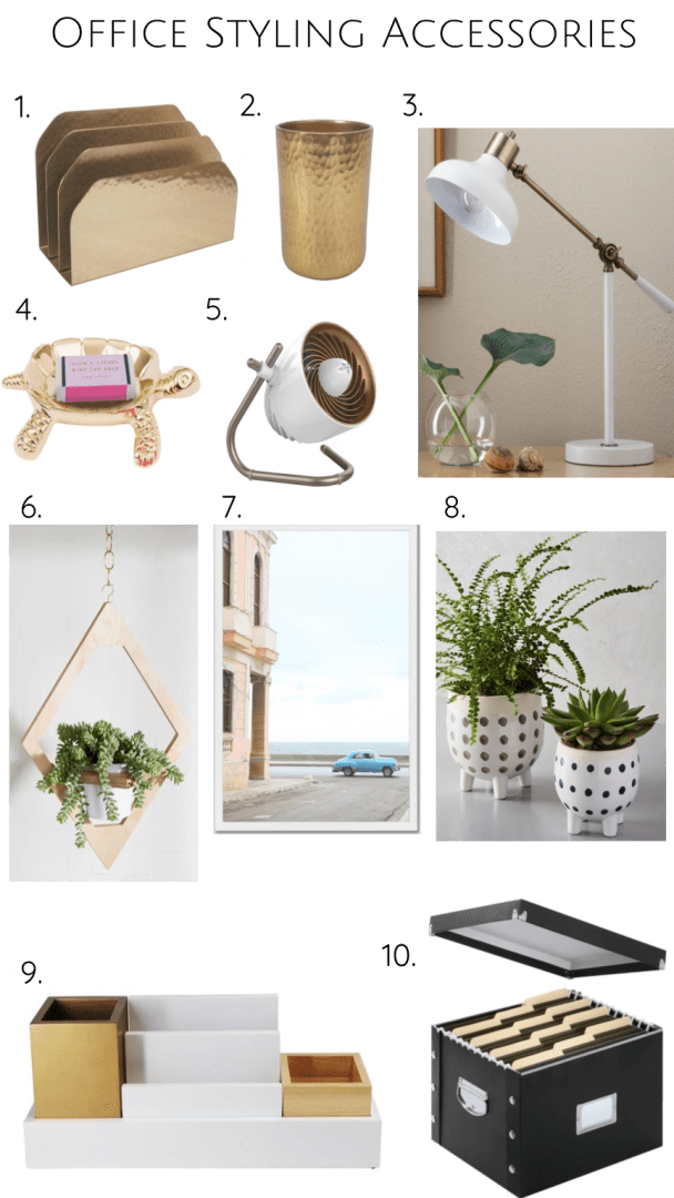 Office Styling Accessories