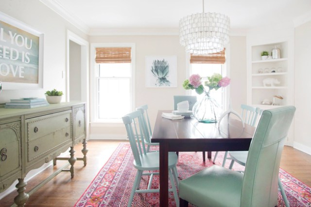 Young House Love Dining Room