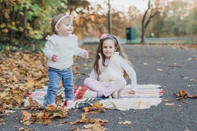 Riley and Logan
