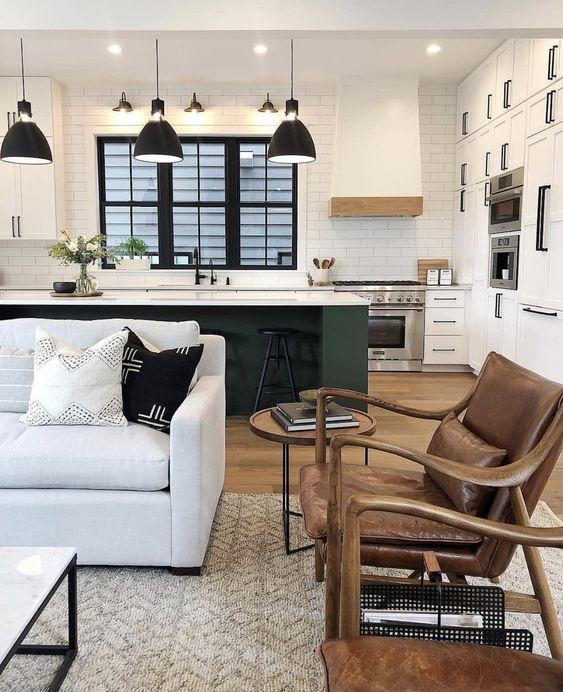 Design Styles: Modern Farmhouse