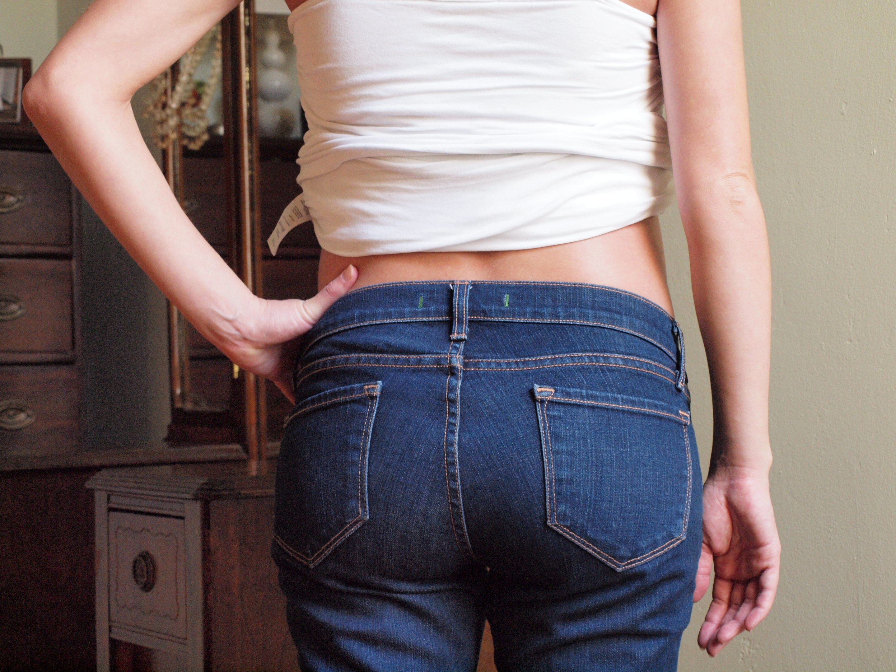 How to Be Well Looked Through Jegging Jeans?