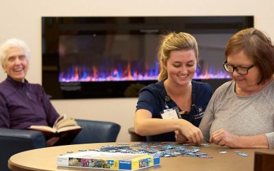 Memory Care Facility vs Nursing Home