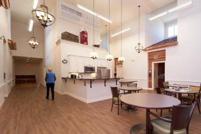 interior facilities the moments