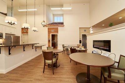 moments interior facilities