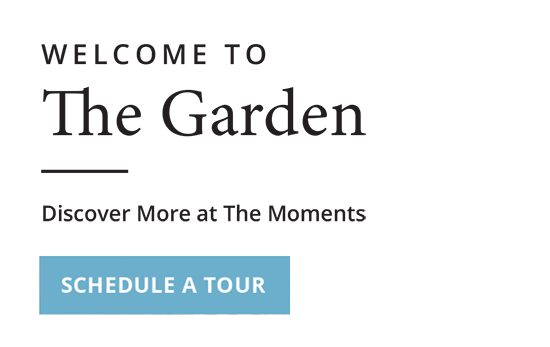 The Moments - The Garden