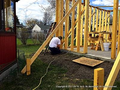 building framework and carpenter/craftsmen