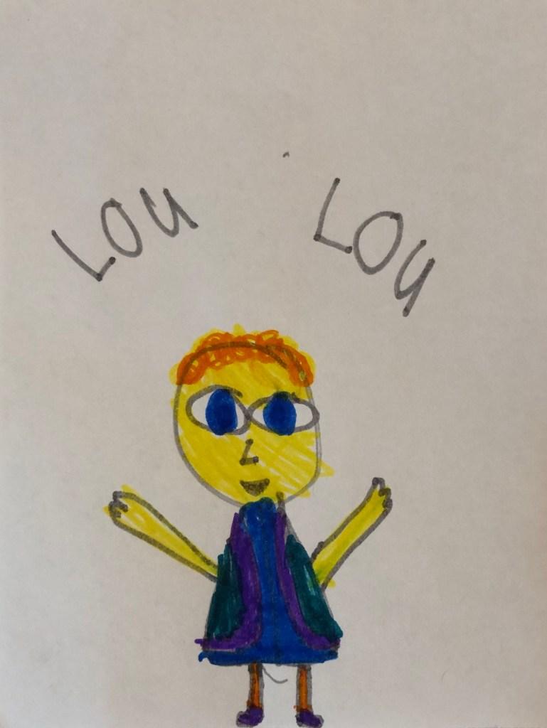 LuLu Portrait