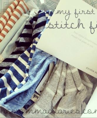 My First Stitch Fix!