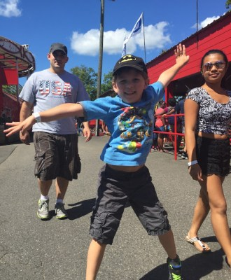Summer Fun at Quassy Amusement Park