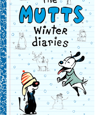 MUTTS Comics and a Giveaway