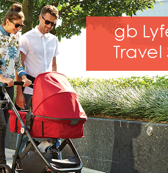 You Could Win a GB Lyfe Travel System and $50 Babies 'R' Us Gift Cards!
