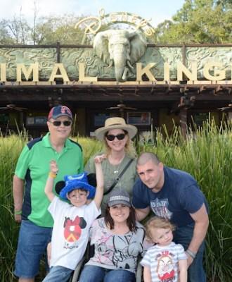 Disney World Vacation – Animal Kingdom – February 2016