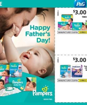 Pampers Diapers Savings on 5/29/16 #PampersSavings