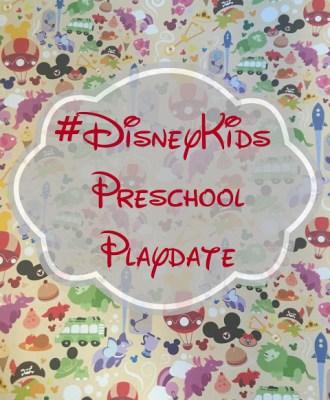 #DisneyKids Preschool Playdate!